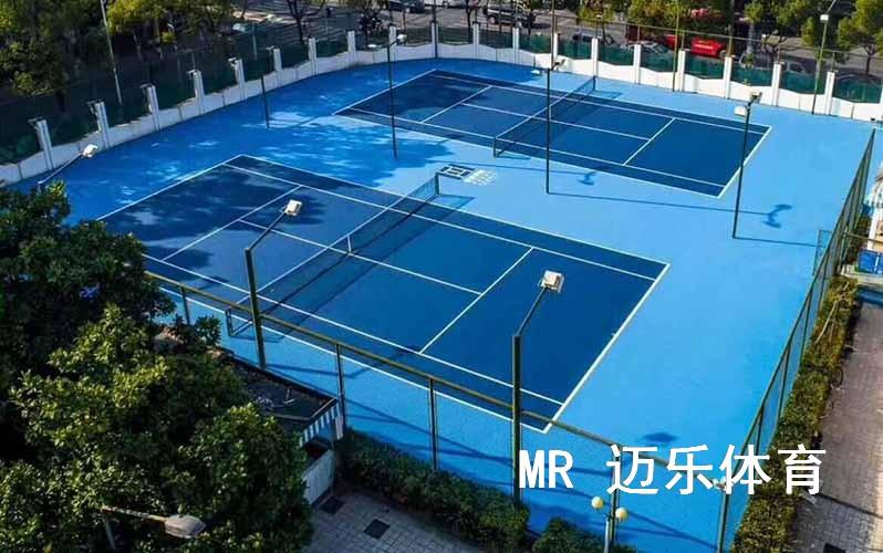 丙烯酸网球场施工