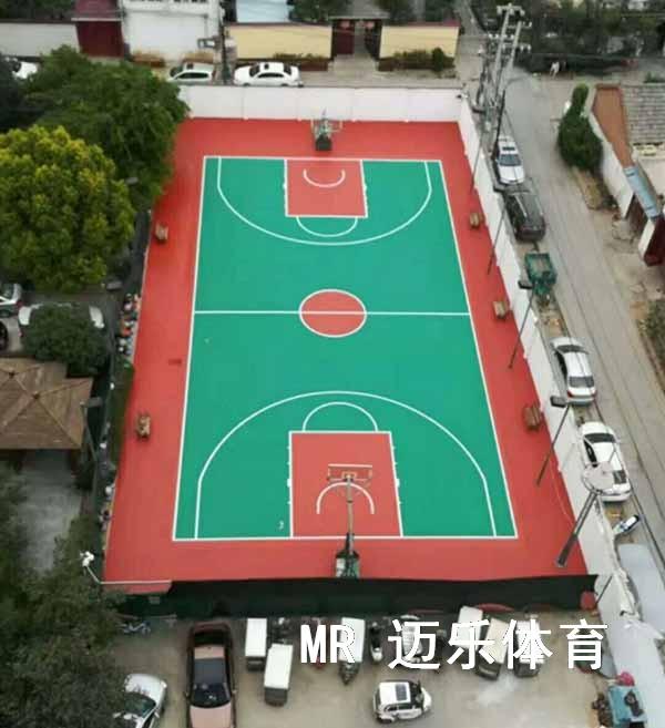 篮球场及围网