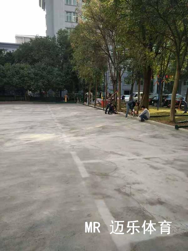 篮球场围网工程