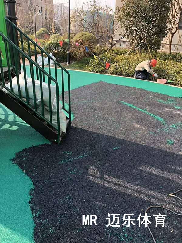 长沙塑胶地面施工