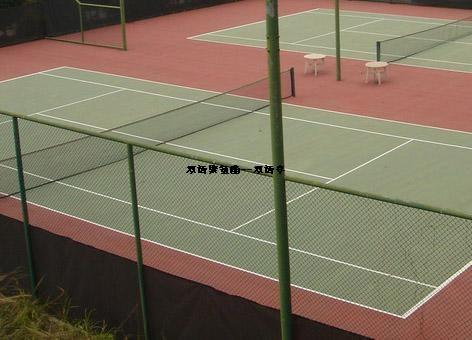 排球场标准尺寸 硅pu球场