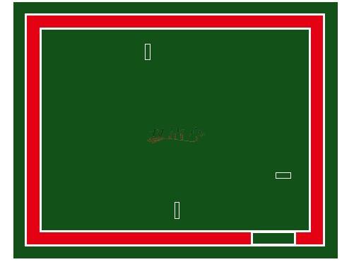 门球场尺寸