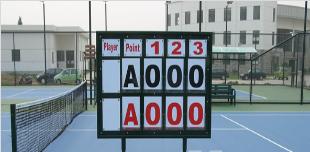 网球记分牌